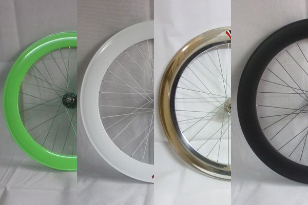 light CNC 70mm fixie fixed gear wheels V brake 32H sealed bearing track Bicycle Wheelsets road bike cycling parts + hot wheels