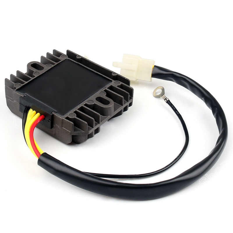 Mayitr Regulator Rectifier Voltage Fit For SUZUKI GS1100 GS 1100 GS1100E  GS1100ES GS650 GS 650cc KATANA GS750 GS 750cc GS1100GK