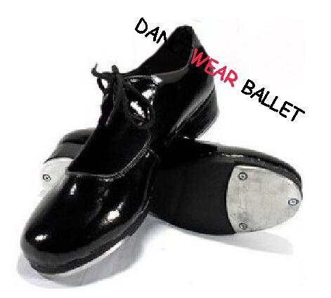 4df9a9c34376 New 2017 Adult Shiny Patent Leather Laced Black Red Tap Dance Shoes   Women  Girls Tap Shoes-in Dance shoes from Sports   Entertainment on  Aliexpress.com ...