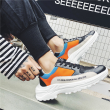 2018 New  Ins Super Popular Shoes Mens Summer Harbor Style Sneakers Korean Version of The Trendy Father Men 5