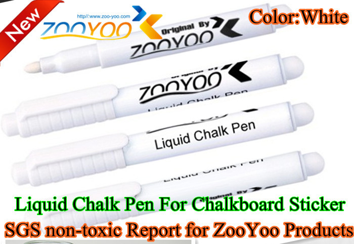 белая жидкость мел ручка