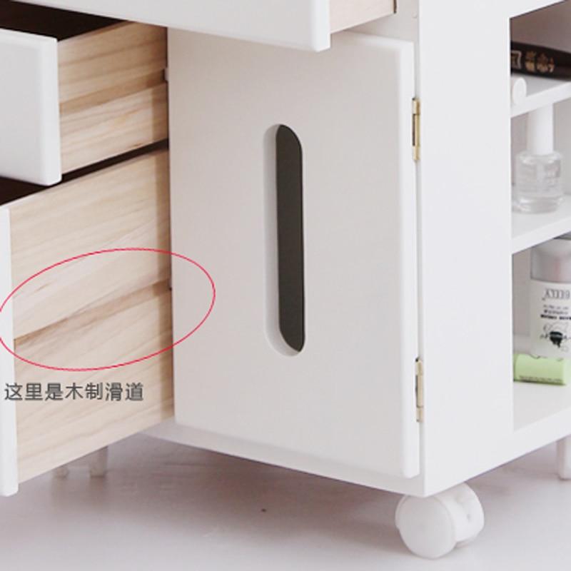 Yi hogar moderno minimalista tocador tocador mesas muebles - Tocador moderno dormitorio ...