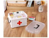 Outdoor survival family rescue disaster prevention first aid kit car EVA first aid kit 18 travel field emergency kit