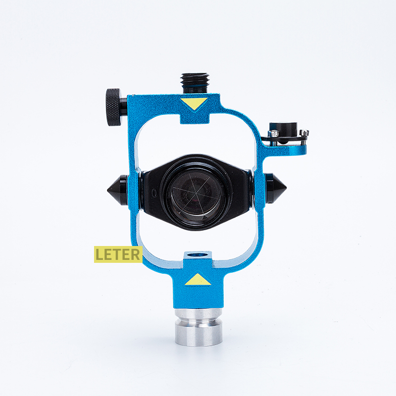 New ADSMINI105A prism for total station micro prism with three pole prism constants 0 or 30