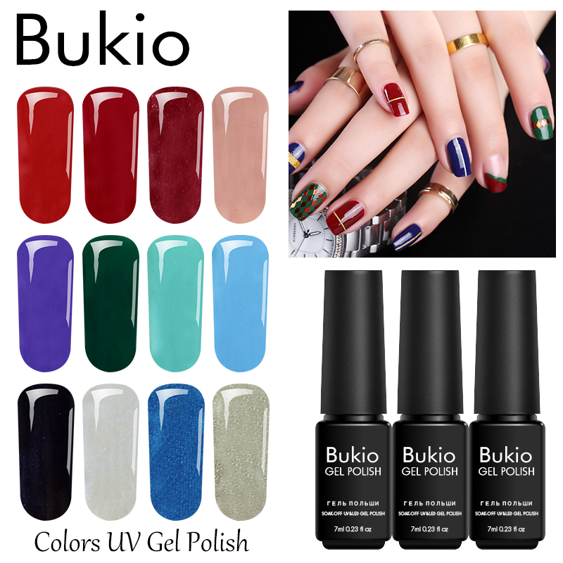 Detail Feedback Questions About Bukio Long Lasting Colors Nail