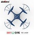 U42W-1 RC 2.4G WiFi FPV drone con Mantenimiento de Altitud functionQuadcopter helicóptero 2.4 Ghz de 4 Canales 6 AXIS 360 grandes Acción de rodadura
