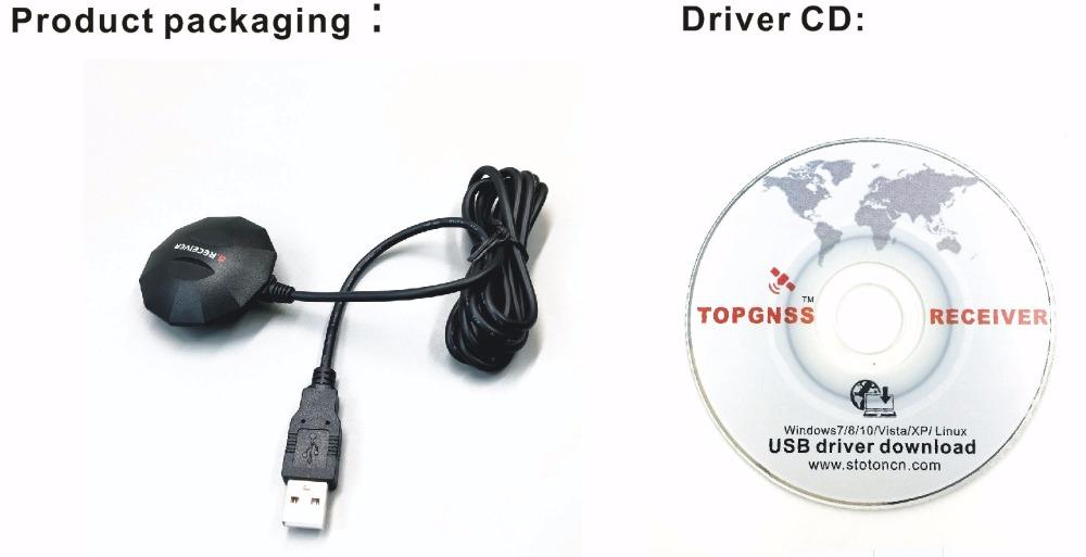 GNSS RECEIVER GPS GLONASS GN-803g