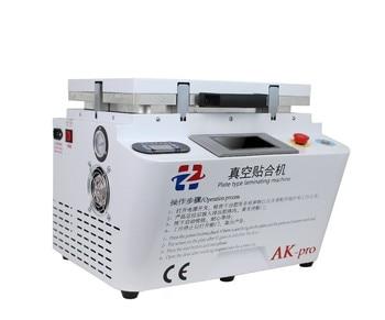 AK Pro Vacuum Laminating Machine Used to Repair Smartphone LCD Screens Using OCA Glue