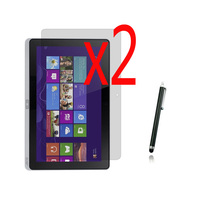 2x Films 2x Cloth 1x Stylus Anti Glare Matted Screen Protector Matte Film Guards For Acer