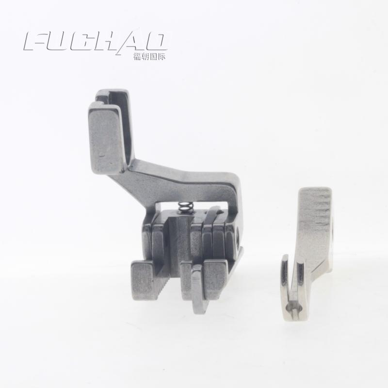 Synchronous Car Presser Foot Synchronization Car Stop Pressure Foot DY340 Synchronous Car Width Stop Foot 3/16