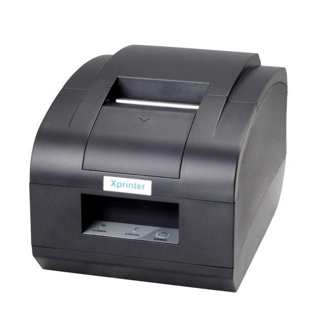 XP-C58N freeshipping USB 2 дюймов 58 мм тепловая чековый принтер мини ккм автообрезки Параллельный принтер Чеков XP-T58NC