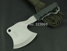 Free freight  Luxury Factory directF01 outdoor camping camp must survive the sapper fire axe