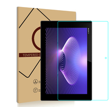 2.5D Edge 9H For Xperia Z4 Tablet PC Tempered Glass Screen Protector Protective Film