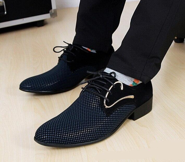 Aliexpress.com : Buy 2015 Autumn Men's Flats Leather Driving Shoes ...