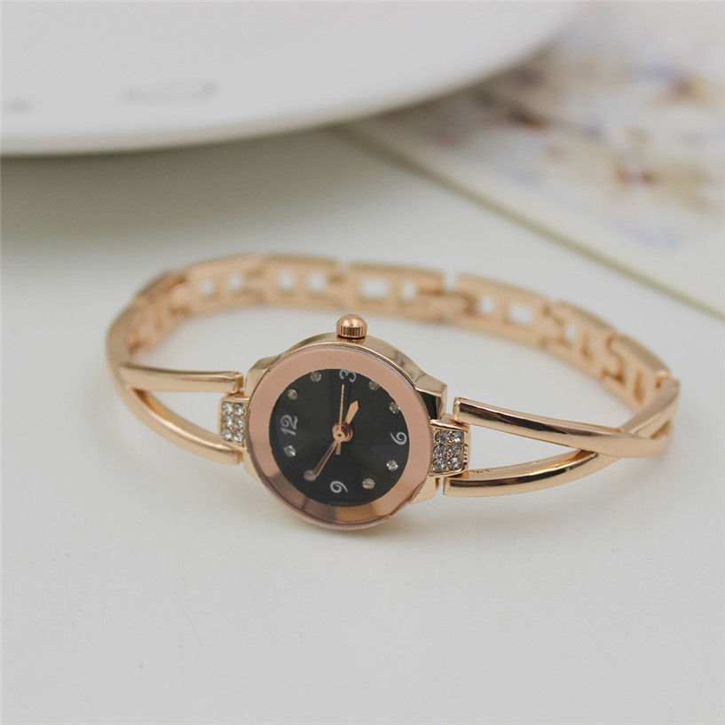 Fabulous 2016* new Women's Elegant style Quartz Watch women Dress Watches Bracelet Ladies watch relojes mujer women watches