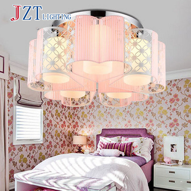 ФОТО T Romantic&Warm Iron Bedroom Lights Creative Modern Love Shape Novelty Artistical Indoor Lighting With Led Chips Sweety!!