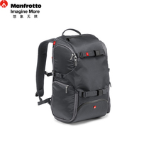 Manfrotto MA-BP-TRV Travel Camera Bag Portable Digital Camera Backpacks Laptop Tripod Carry Bag SLR Photography Accessories Bag