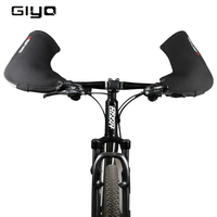 GIYO Winter Bike Gloves Windproof Waterproof Road MTB Bike Cycling Handlebar Gloves Keep Warm Cover Long