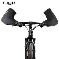 GIYO Winter Bike Gloves Windproof Waterproof Road MTB Bike Cycling Handlebar Gloves Keep Warm Cover Long