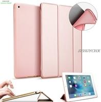 Original 1 1 Ultra Slim Smart Cover For IPad Air 1 PU Leather Folding Folio Tablet