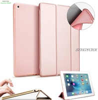 Original 1 1 Ultra Slim Smart Cover For IPad Air 1 PU Leather Folding Folio Tablet