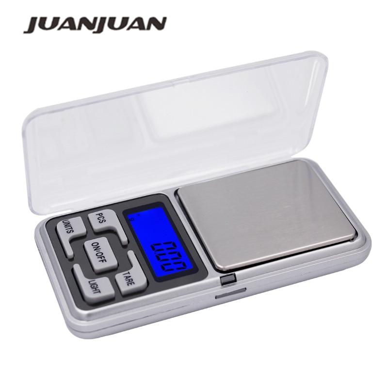 Prezzo di fabbrica Nuovo 500g / 0,01g Mini bilancia elettronica digitale per gioielli Bilancia g / oz / ozt / dwt (tl) / ct / gn 20% di sconto