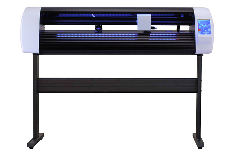 Hohe qualität & besten preis alibaba großhandel unterstützung spezielle material erkennung vinyl drucker cutter 24 zoll mini laser engraver