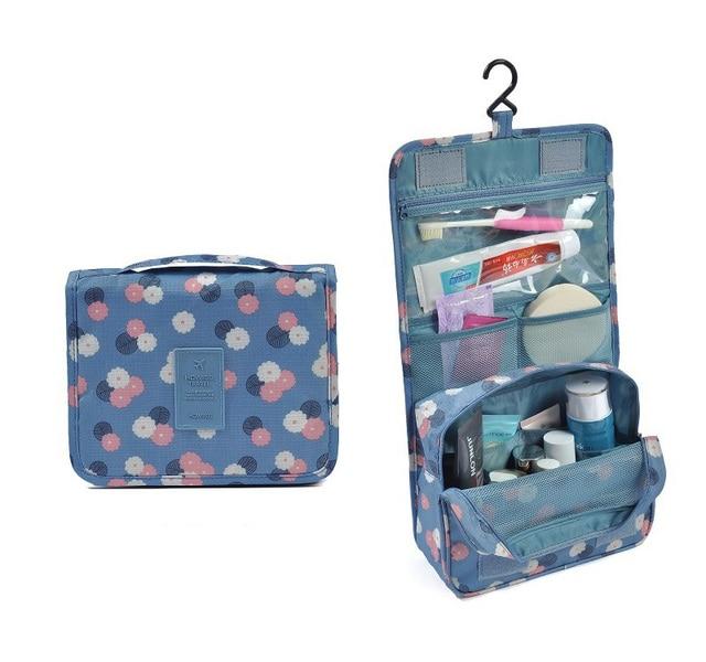 4b664445be0d Hot Brand Men Women Travel Organizer Hanging Wash Toiletry Bag Cosmetics Bag  Large Capacity Multifunction Storage Bag MakeUp Bag