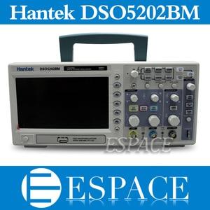 "Image 1 - New Hantek DSO5202BM Digital Storage Oscilloscope,2channels 200MHz 1GSa/s, 7"" Color Display, 2M Record Length"