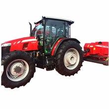Горячая Распродажа! китайский дешевый цена 120hp большой сельскохозяйственный трактор