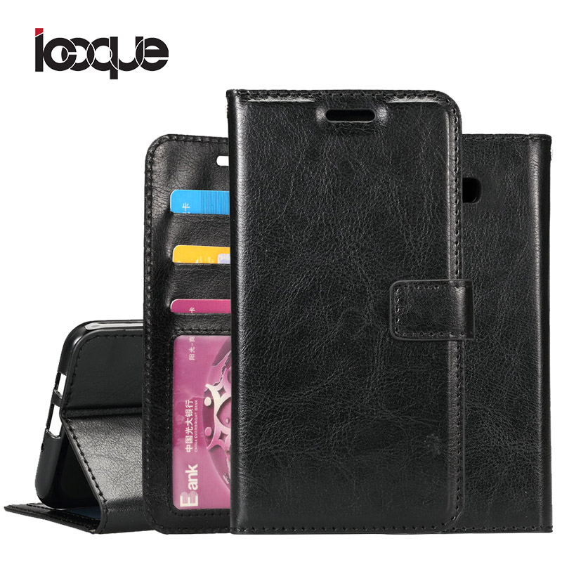 For <font><b>Samsung</b></font> Galaxy <font><b>J5</b></font> Prime <font><b>2016</b></font> Case Cover Silicone PU Leather Coque Wallet Cover Card Holder <font><b>Capa</b></font> <font><b>Para</b></font> <font><b>J5</b></font> Prime Case Protector image