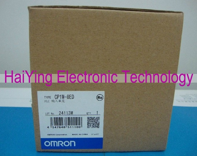 New and original  CP1W-8ED OMRON Plc     Extended I/O unit   Input unit cp1w ext01 new and original omron plc communication adapter
