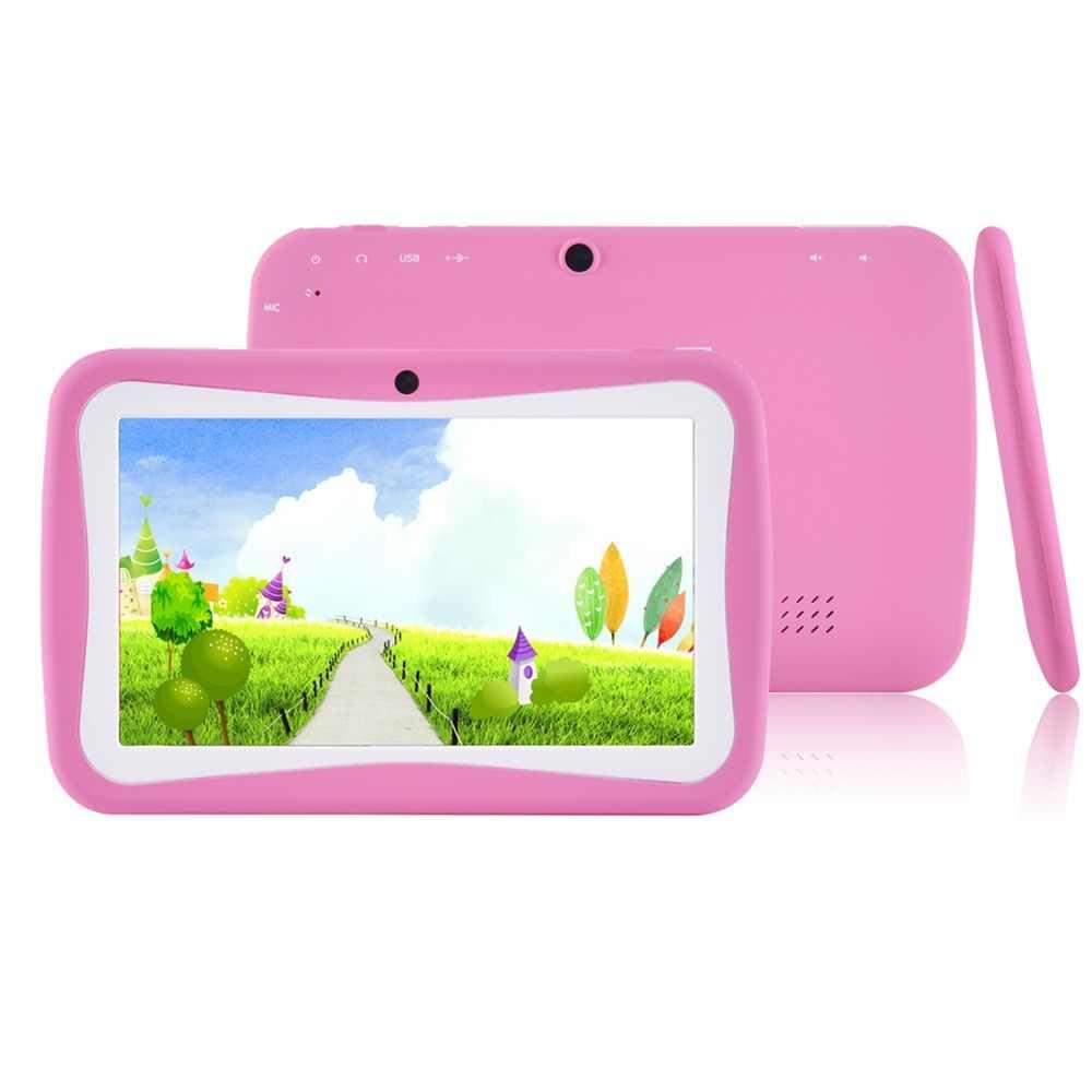 7 pouces tablettes d'origine Android 7.0 ordinateur portable WiFi bluetooth GPS tablette PC 1GB + 8GB double caméra 1024*600