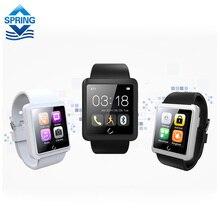 U10L Bluetooth Smart Uhr U Smartwatch Sync Anruf SMS für Samsung HTC IOS Android Smartphones Aktualisiert U8 U10