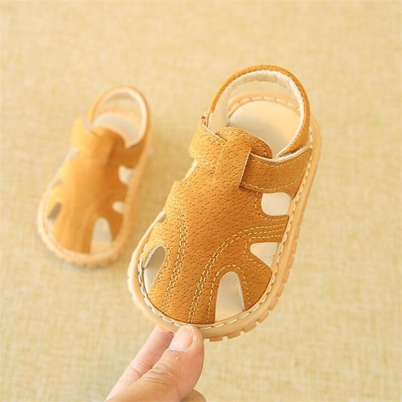 Sandales d'été pour bébés filles | Sandales de plage pour garçons et filles, sandales pour bébés tout-petits, 4 couleurs, 15-19 0-2 ans, TX09