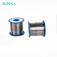 ELECALL New Arrival 41SN Pure Tin 1 2mm 450g Rosin Core Tin Lead Rosin Roll Flux
