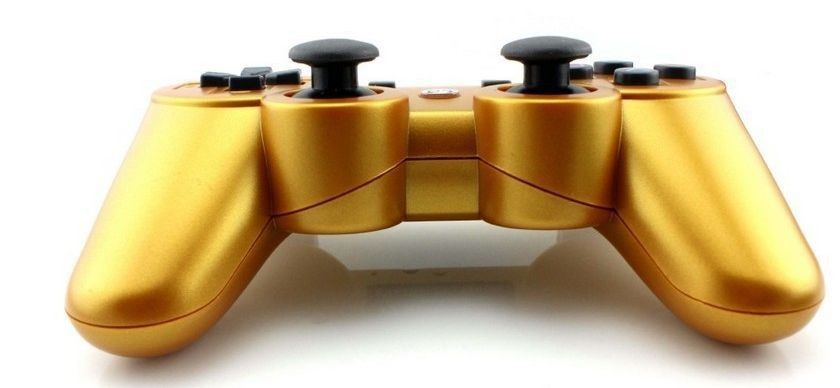 2pcs Top Quality Wireless Bluetooth Game Controller SIXAXIS ...