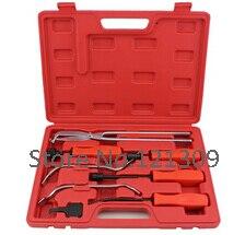 8pc Brake Drum Pliers Brake Spring Installer Removal Retaining Adjust Tools Set