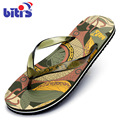 army green Vietnam casual shoes mens flip flop sandals beach slide gladiator sandalias no-slip seaside slippers sandali XK010301
