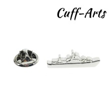 Cuffarts Lapel Pin For Men Battleship Badge Pride Accessories Brooch Hijab Pins Enamel Broche Pusheen P10076