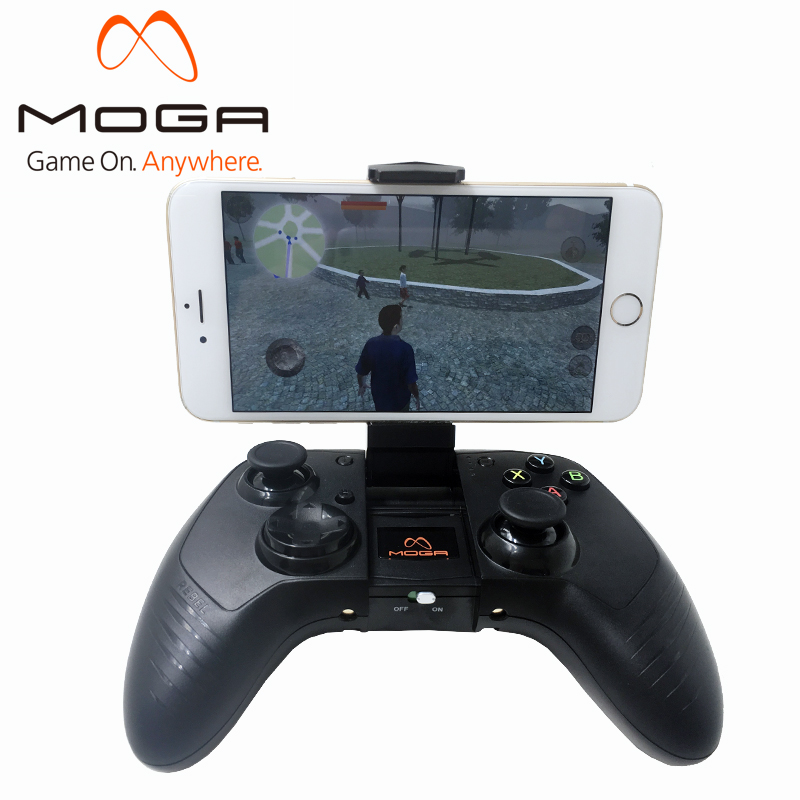 Original MOGA Rebel Bluetooth Gamepad Controller Game Joystick MOGA Game Controller For iOS system
