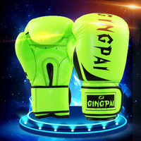 2016 NEW HOT 10 OZ WHOLESALE PRETORIAN MUAY THAI TWINS PU LEATHER BOXING GLOVES FOR MEN