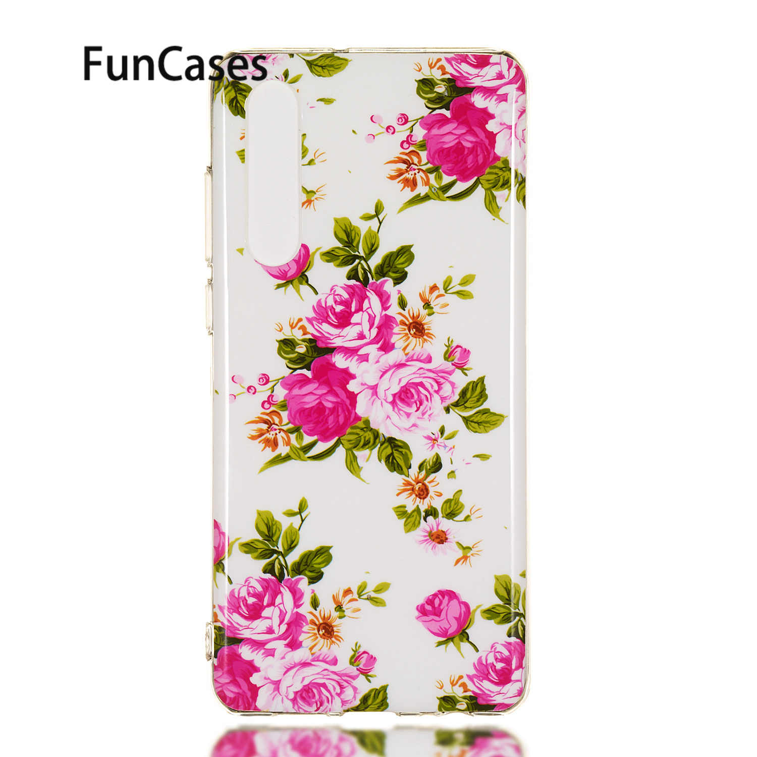 Deer Smartphone Cover For estuche Huawei P30 Cute Back Cover Case sFor Huawei funda P20 Lite Pro Fundas Soft TPU Shell Telefoon