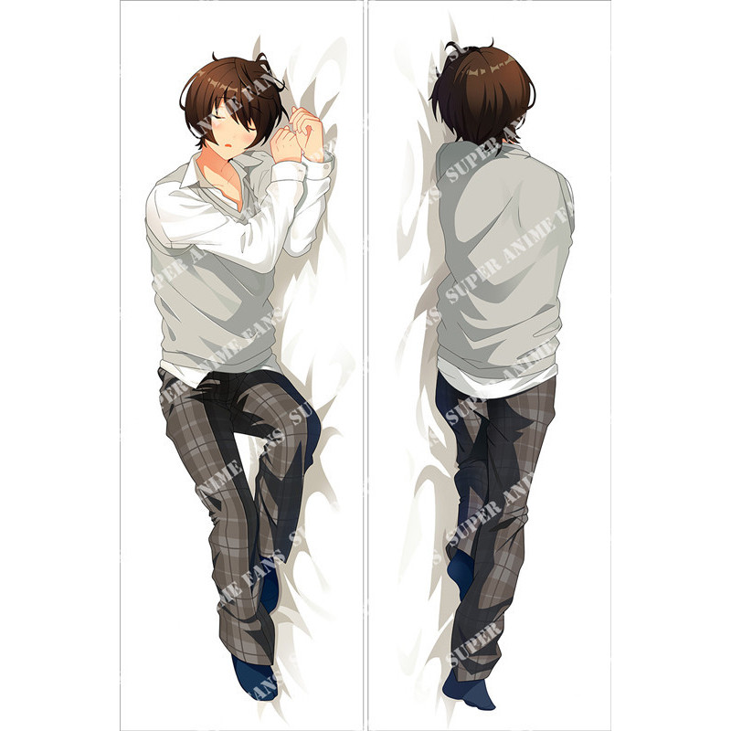 japanese anime ensemble stars sakuma ritsu body pillows hugging pillow cover case decorative. Black Bedroom Furniture Sets. Home Design Ideas