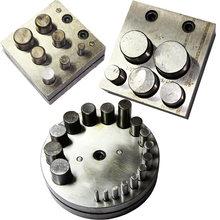 Набор инструментов для перфорирования ювелирных изделий диск