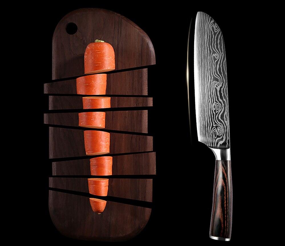 Knife set 1