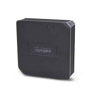 Image 3 - SONOFF 433Mhz RF Bridge Wifi Signal Converter Sensor Door Window Wireless Switch Remote Controller Google Smart Home Automation