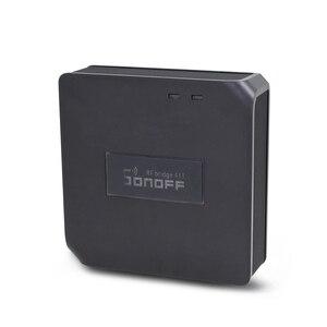 Image 3 - SONOFF 433Mhz RF Bridge convertitore di segnale Wifi sensore porta finestra interruttore Wireless telecomando Google Smart Home Automation