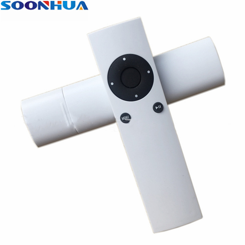 SOONHUA Universal Infrared Remote Control R for Apple A1294 TV2 TV3 Macbook Pro/Air iMac G5 iPhone/iPod Remote Controllers