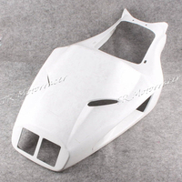 Tail Rear Fairing Cowl Cover For Ducati 996 748 916 998 ABS Plastic Unpainted Motorcycle Accessories